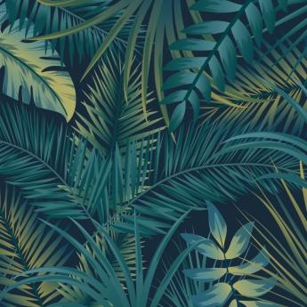 Tappeto passatoia vinile pvc modello jungle